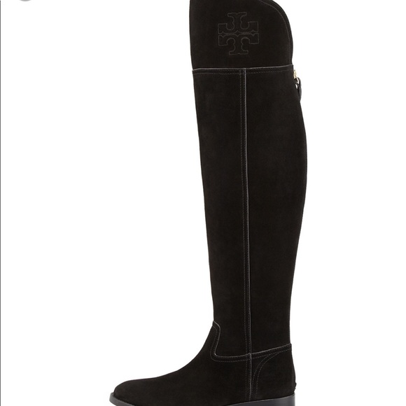 df0a4987b18 Tory Burch Simone Over the knee boots. M 5a395d28d39ca2cb65012a7c